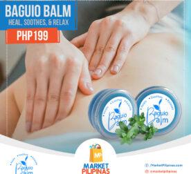 Baguio Balm