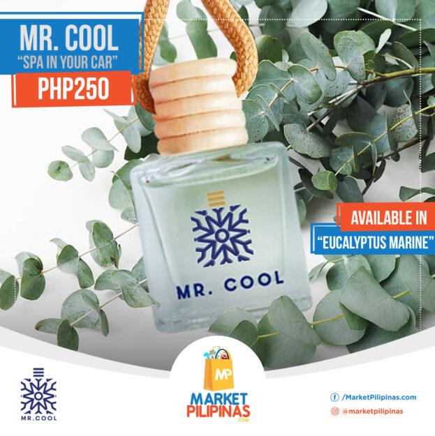 Mr. Cool Eucalyptus Marine